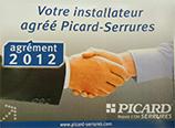 Serrurerie Meunier Paris agréé Picard
